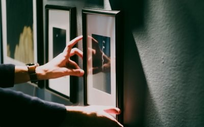 How to Hang Your Family Photos: A Step-By-Step Guide